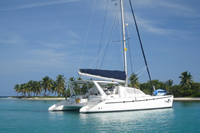 Dreaming On - 47ft Catamaran Yacht Charter