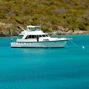 Specialty Yacht Charters: Diving