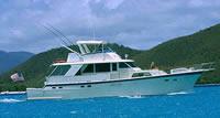 McGregor, a Hatteras 58 Motor Yacht