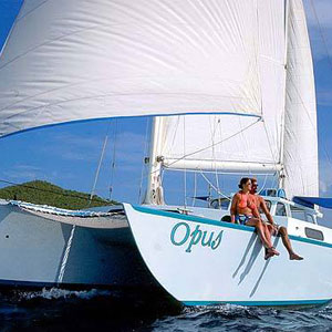 Specialty Yacht Charters: Honeymoons and Anniversaries