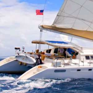 Specialty Yacht Charters: Weddings