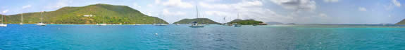 Marina Cay British Virgin Islands Yacht Charters