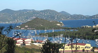 Redhook on St. Thomas, U.S. Virgin Islands