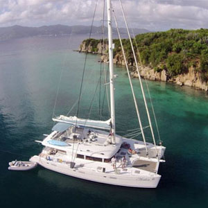 Crewed Yacht Brochures – Multihulls