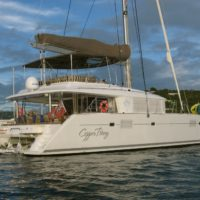 Charter Yacht Copper Penny