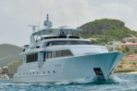 Charter Yacht Lady Sharon Gayle